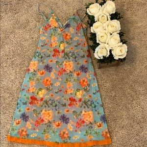United Colors of Benetton flora dress size small